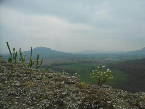 Szigligeti várból a Szent-György hegy