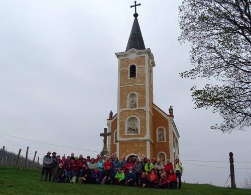 Lengyel-kápolna - Hegymagas