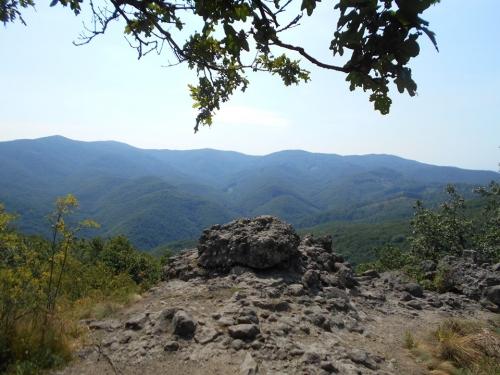 Holló-Kő a Börzsönyben